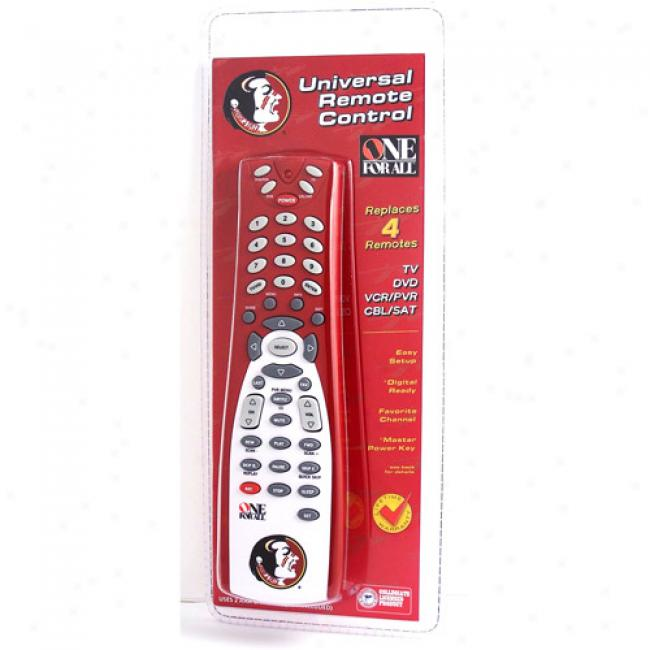 Florida Condition University Universal Remote Control