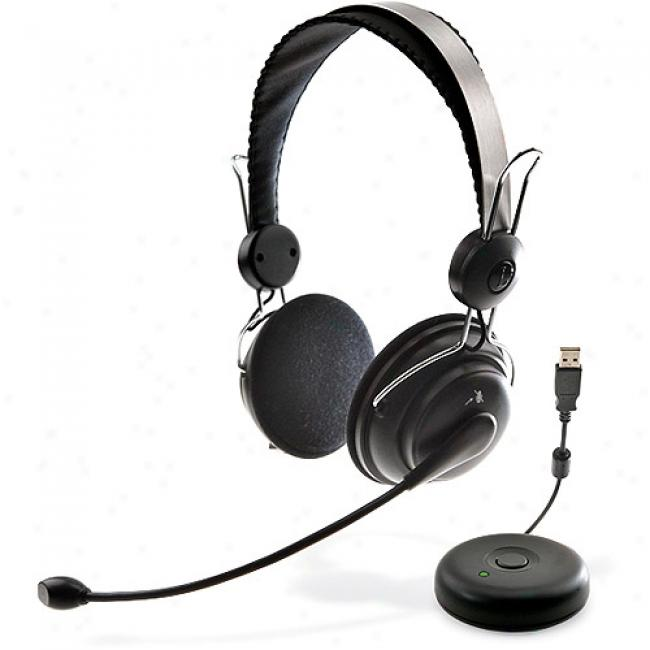 FreetalkT alk 5191 Usb Wireless Stereo Headset For Skype
