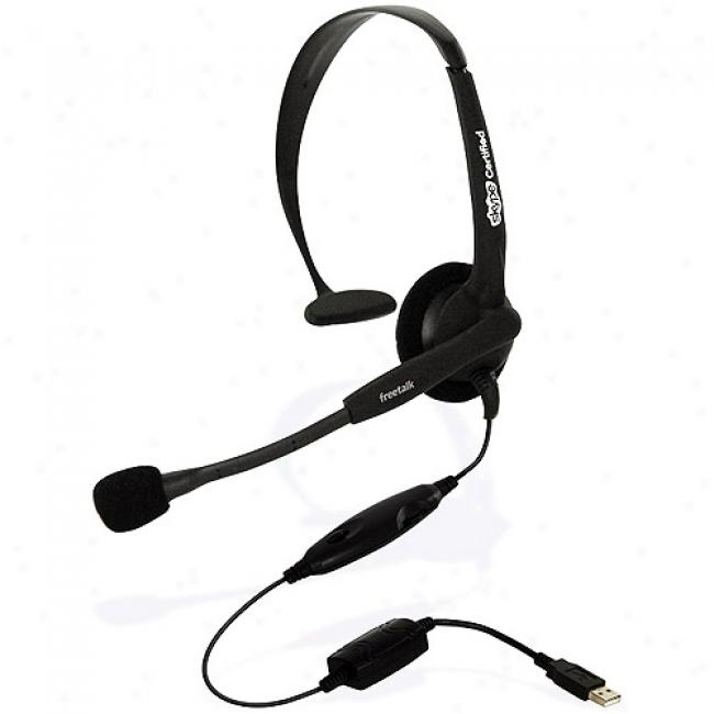 Frestalk Usb Moho Headset