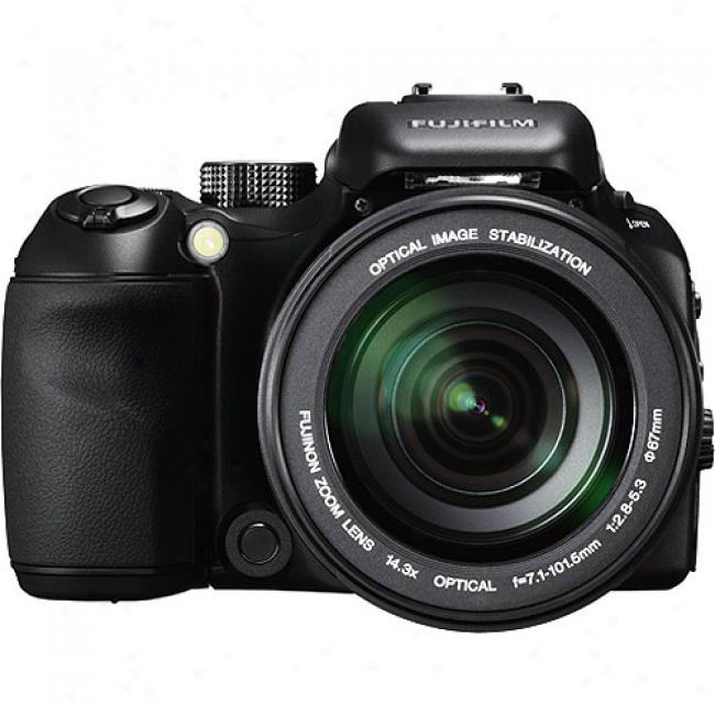 Fujifilm Finepix S100-fs Pro 11.1 Mp Digital Camera With 14.3x Fujinon Optical Zoom Lens (s100fs)