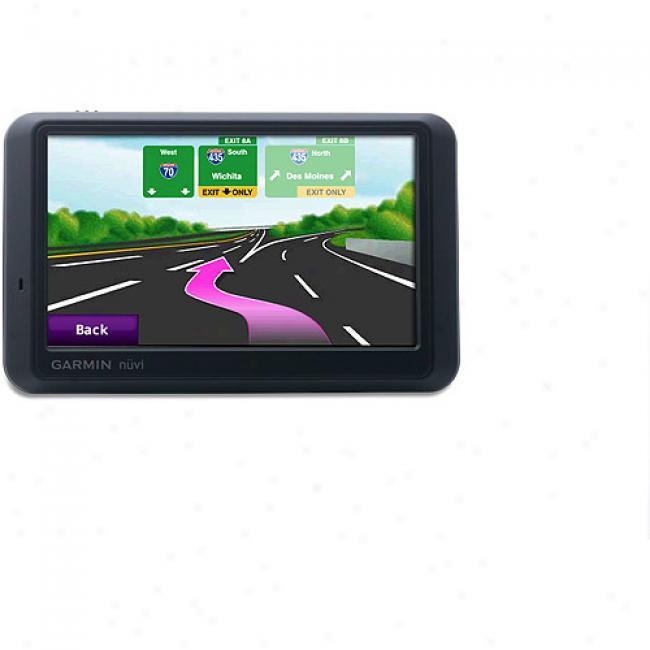 Garmin Nuvi 785t Navigation W/ 4.3