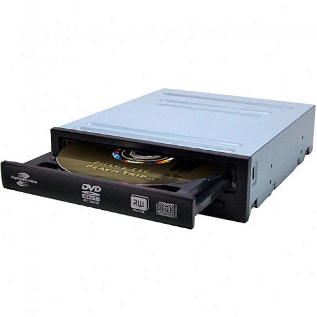Gear Head 29x Dvd+r Doublw Layer Triple Format Intrinsic Drive W/ Lightsctibe, 20xdvdlssint