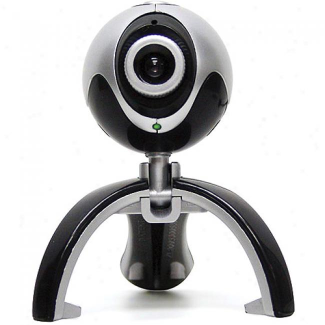 Gear Head Rapid Webcam Advanced 300k With Snapshot & Microphone, Wc535i