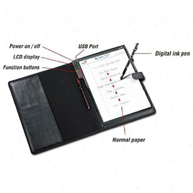 Genihs G-note 7100 Digital Tablet/electronic Organizer