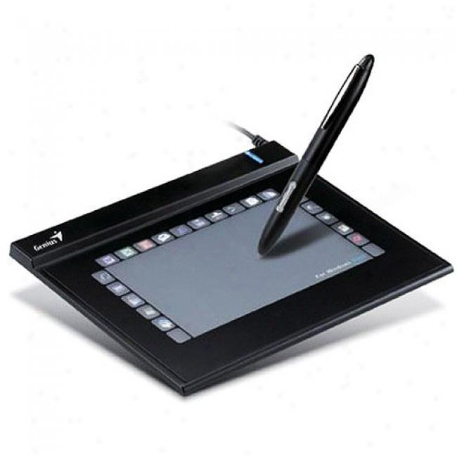 Bent G-pen F350 Ultra-slim Usb Graphics Tablet