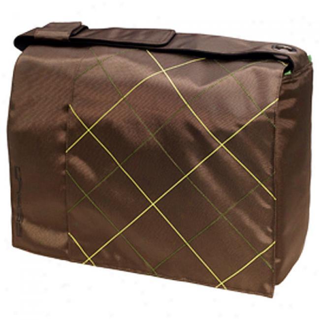 Golla Block 15.4'' Laptop Computer Bag, Brown