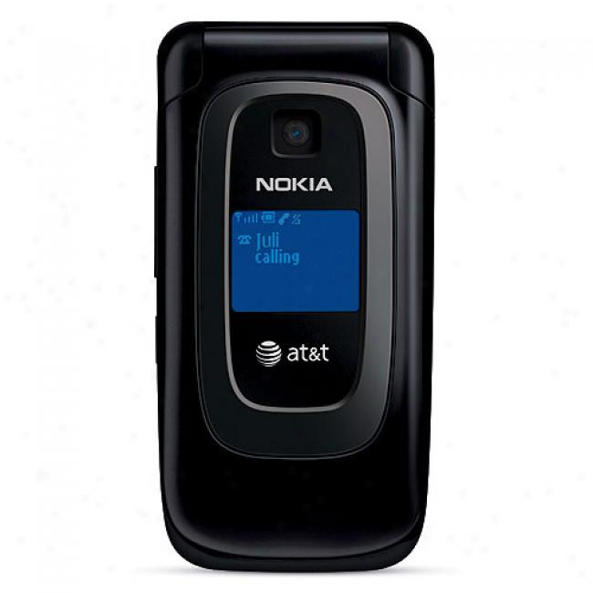 Gophone From At&t Nokia 6085 Black