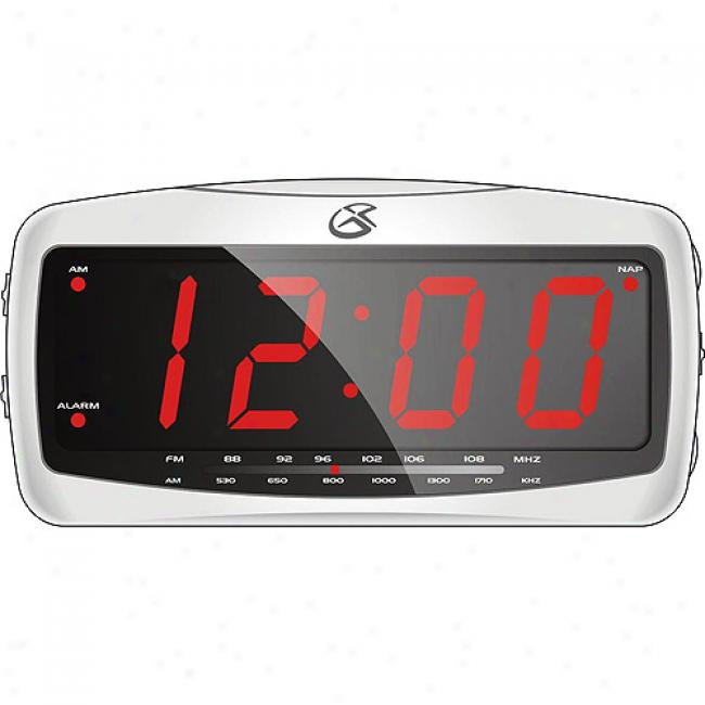 Gpx Am/fm Clock Radio