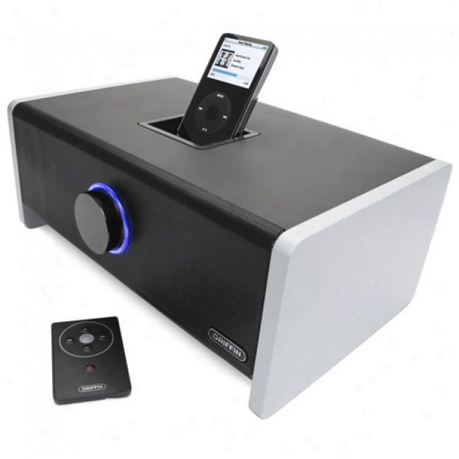Griffin Amplifi Home Music System For Ipod