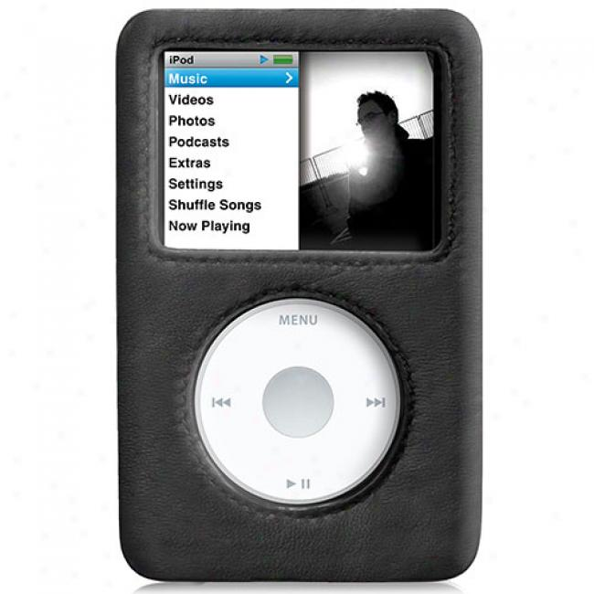 Griffin Elan F0rm For Ipod Classic, Black