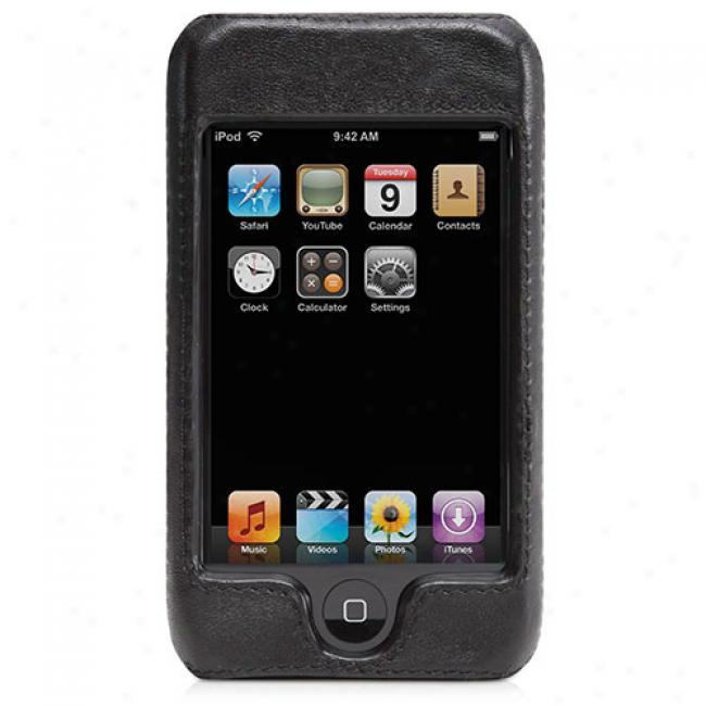 Griffin Elan Shape  For Ipod Touch, Black