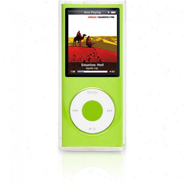 Griffin Iclear Case For Ipod Nano 4g
