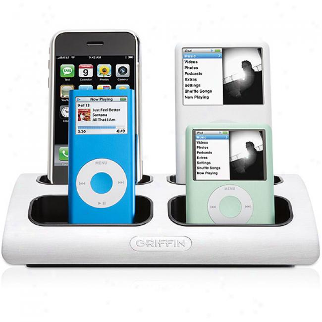 Griffin Powerdock 4 For Ipod