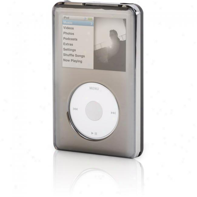 Griffin Reflect Mirrored Case For Ipod Classic, Chrome