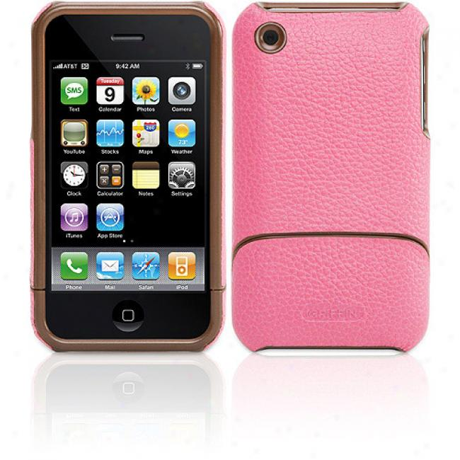 Griffin Technology Elan Form Iphone 3g Case, Pink