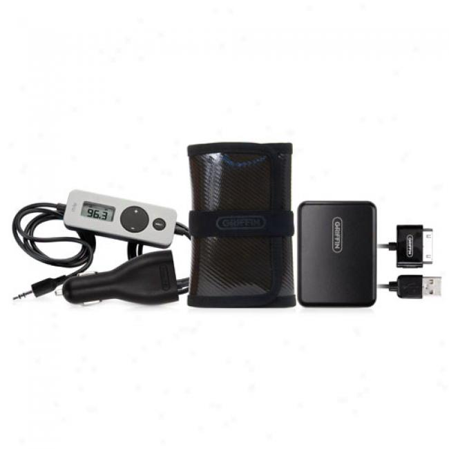 Griffin Universal Ipod Accessry Bundle