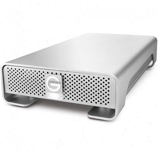 Gtech 500gb Hard Drive G-drive Quad