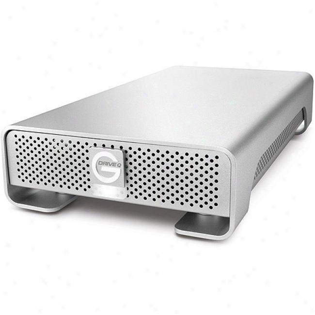 Gtech 750gb Hard Drive G-drive Quad