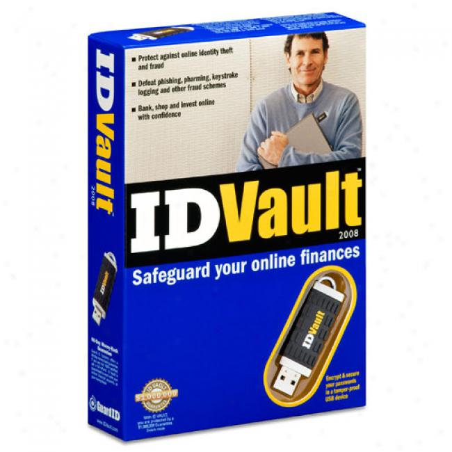Guard-id Id Vault Internet Security Device