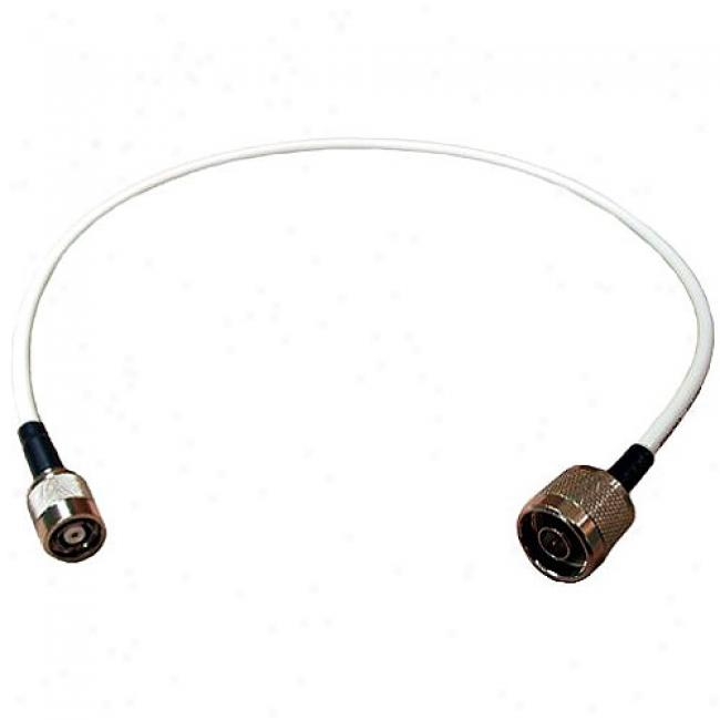 Hawking Hi-gain Wireless Antebna N-plug To Tnc Jumper Cable 50cm