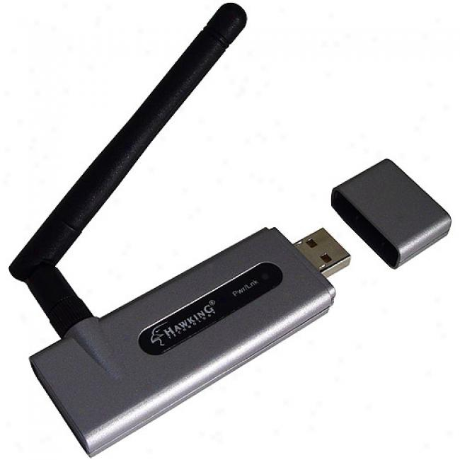Hawking Wireless-g 54mbps Usb 2.0 Network Adapter