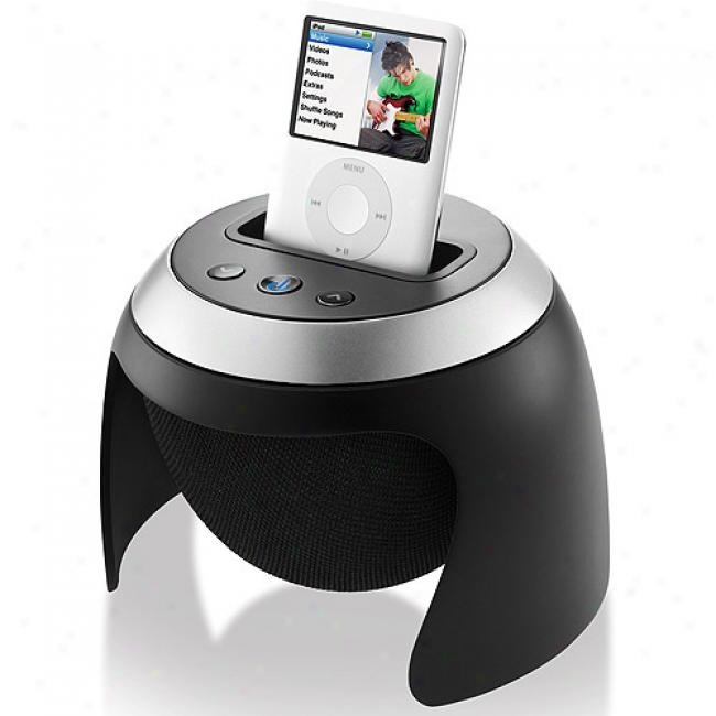 Hdmx S10 Speaker System With Ipod Shorten