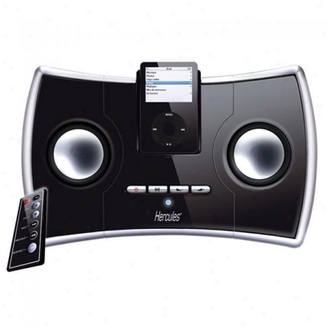 Hercules I-xps 250 2.1 Speaker System For Ipod