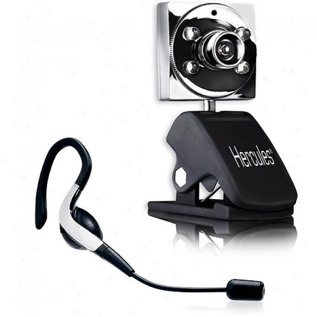 Hercules Optical Glass Webcam