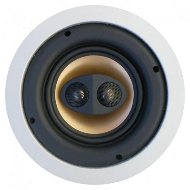 Hifi Works In-ceiling Surround Sound Speakers, Pair