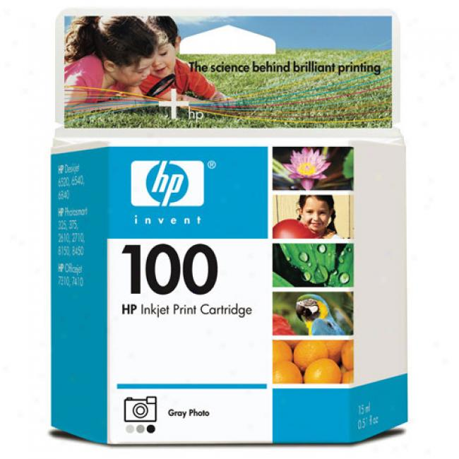 Hp 100 Photo Inkjet Print Cartridge