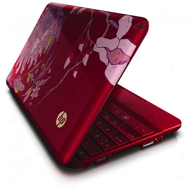 Hp 10.1'' Mini 1140nr Laptop Pc W/ Intel Atom Processor N270, Vivienne Tam Edition