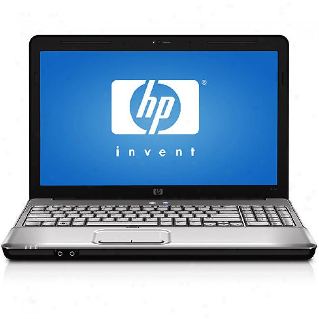 Hp 16'' G60-237us Laptop Pc W/ Amd Turion X2 Rm-72 Dual-core Processor