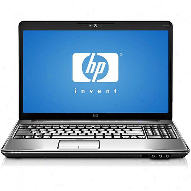 Hp 16'' Pavilion Dv6-1050us Laptop Pc W/ Intel Core 2 Duo Processor P7450