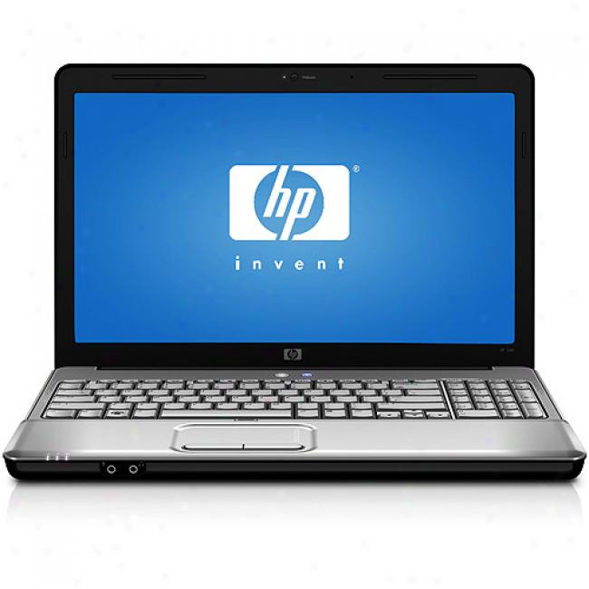 Hp 16'' Pavilion G60-249wm Laptop Pc W/amd Athlon X2 Ql-62 Dual-core Processor