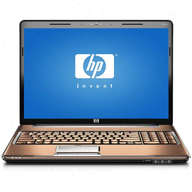 Hp 17'' Pavilion Dv7-1279wm Laptop Pc W/ Intel Core 2 Duo Processor T6400