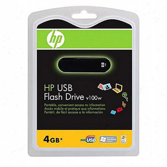 Hp 4gb Usb Flash Drive