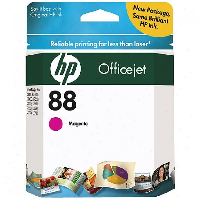 Hp 88 Magenta Ink Cartridge - Sesormatic