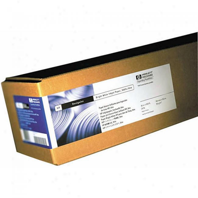 Hp Beight White Inkjet News~ B & Cp Bond 15-ft.