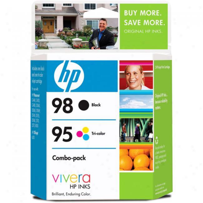 Hp Cb327fn140 95/98 Retail Combopack