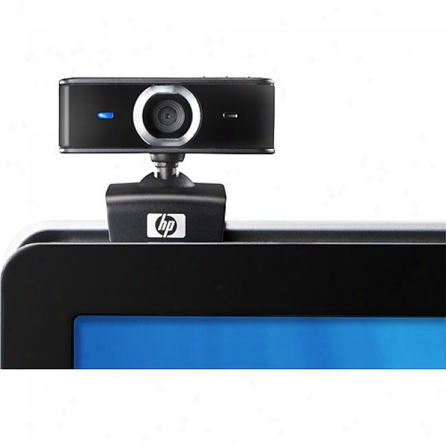 Hp Deluxe Usb Webcam