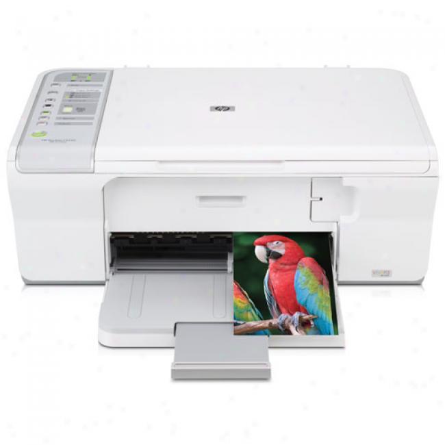 Hp Deskjet F4240 All-in-one Printer, & Scanner