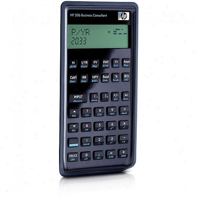 Hp F2219aa 20b Biz Consultant Financial Caluclator