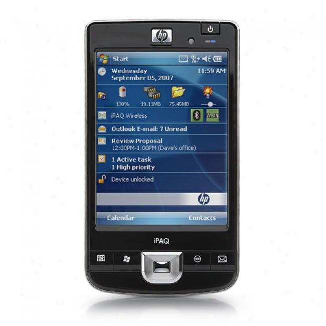 Hp Ipaq 211 Enterprise Handheld Pc