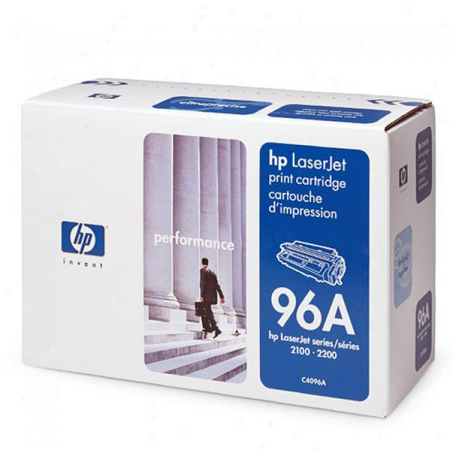 Hp Laserjet C4096aU ltraprecise Prinnt Cartridge, Black