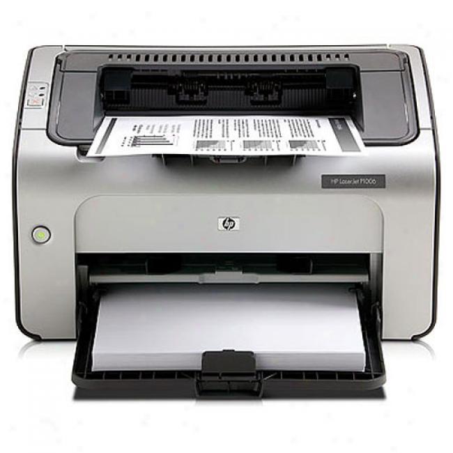 Hp Ljp1006 Laser Jet Printer
