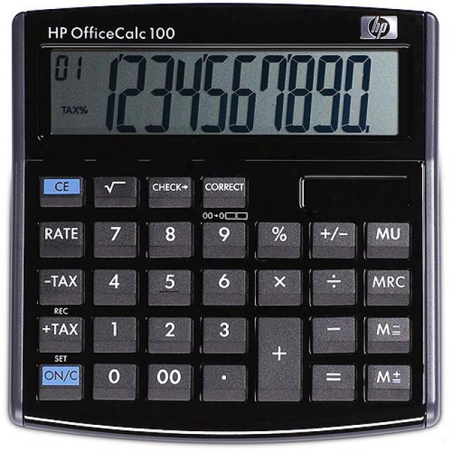 Hp Officecalc 100 Calculator
