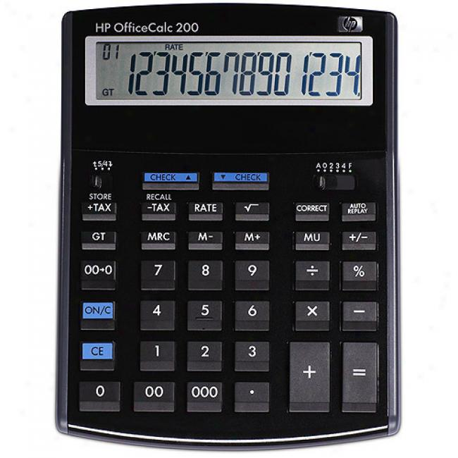 Hp Officecalc 200 Calculator