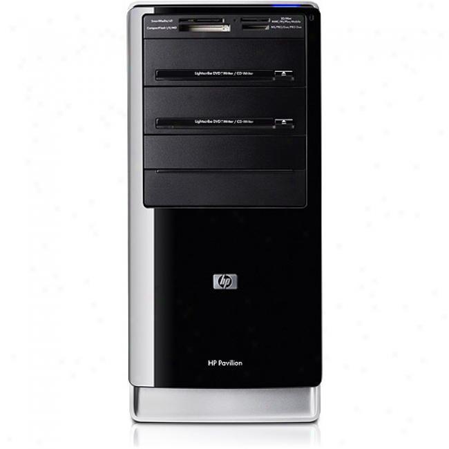 Hp Pavilion A6750f Desktop Pc W/ Amd Phenom X4 9650 Quad-core Processor