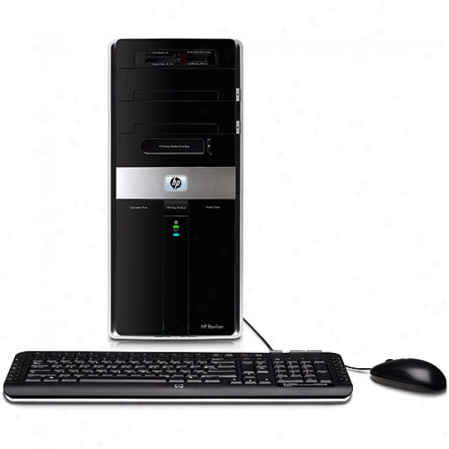 Hp Pavilion Elite M9550f Desktop Pc W/ Intel Core 2 Quad Processor Q9300