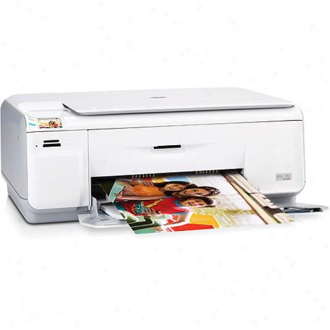 Hp Photosmart C4435 All-in-one Printer, Scanner, Copier
